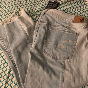 Brand New American Eagle Jegging Crop Jeans